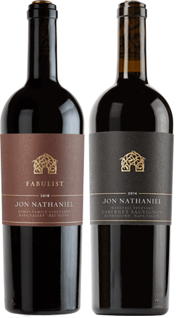 Jon Nathaniel 2-Bottle Gift Set